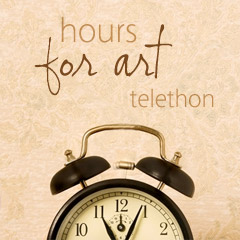 Hours For Art telethon